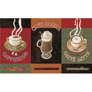 "Mohawk Home New Wave Caffe Latte Area Rug (2'6 x 3'10) - 2' 6"" x 3' 10"""