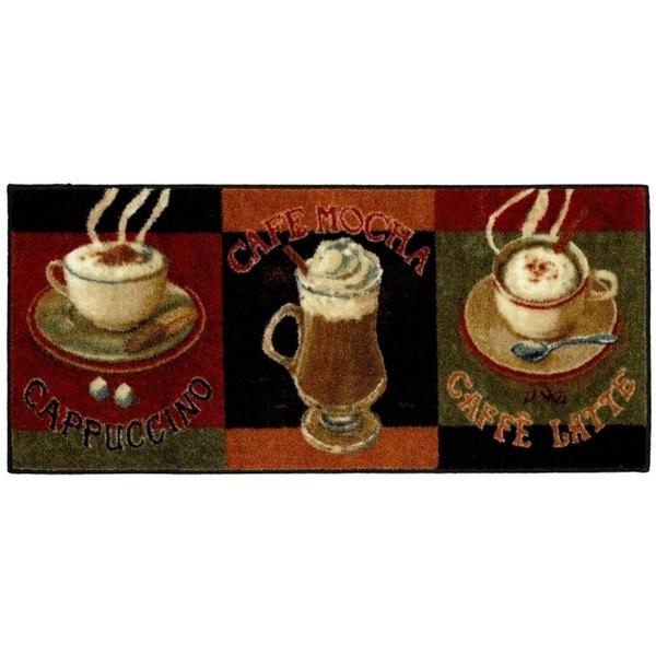 "Mohawk Home New Wave Caffe Latte Area Rug - 1' 8"" x 3' 9"""