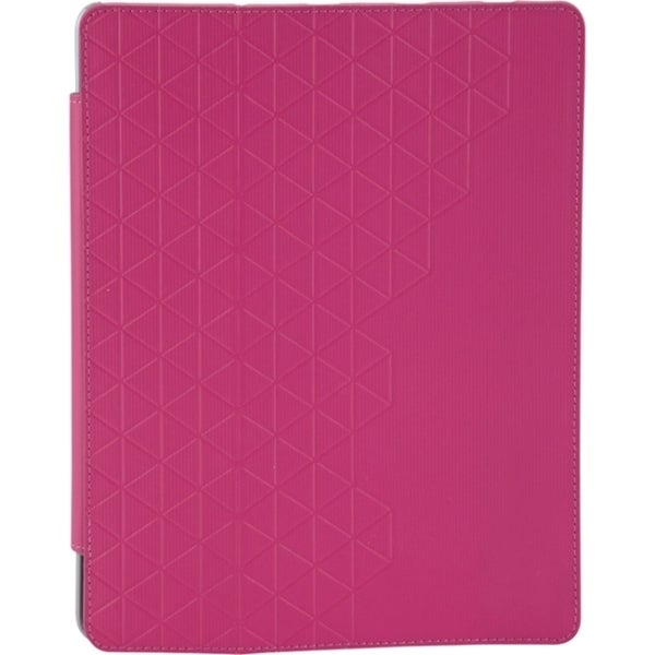 Case Logic IFOL-301 Carrying Case (Folio) for iPad - Pink