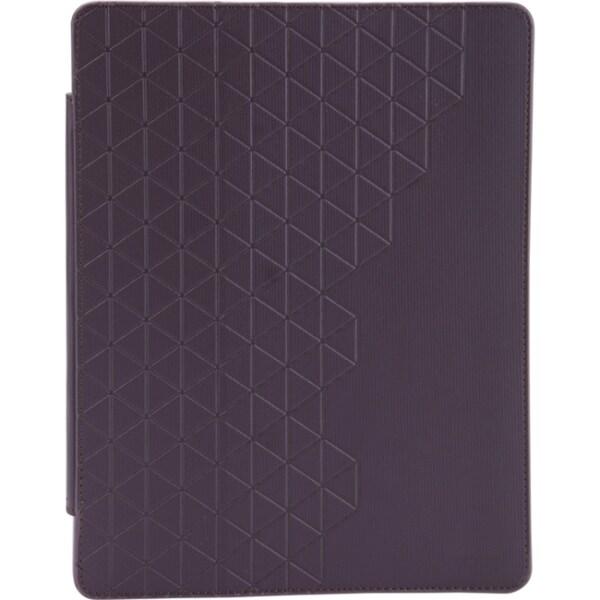 Case Logic IFOL-301 Carrying Case (Folio) for iPad - Purple