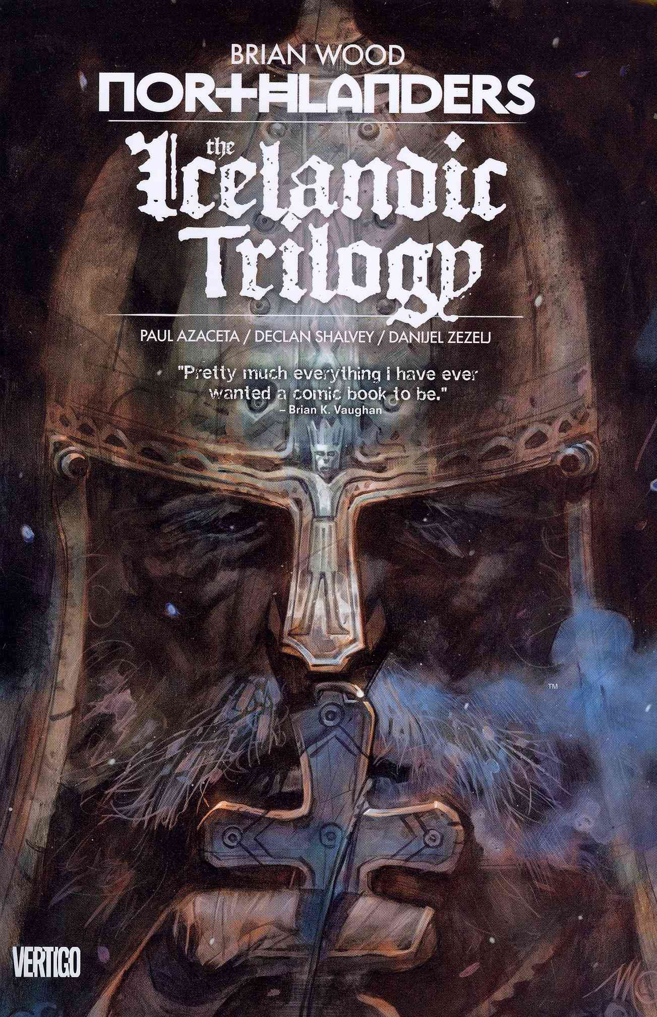 Northlanders 7: The Icelandic Trilogy (Paperback)