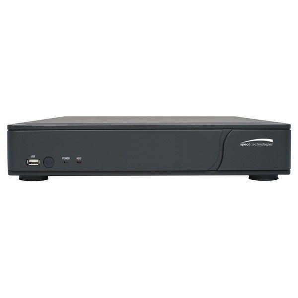 Speco D4RS Digital Video Recorder - 1 TB HDD