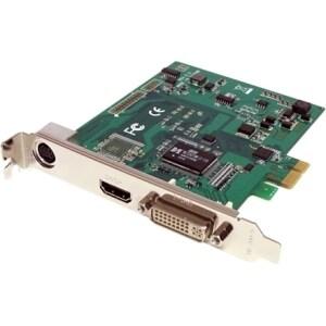 StarTech.com PCI Express HD Video Capture Card 1080p - HDMI / DVI / V