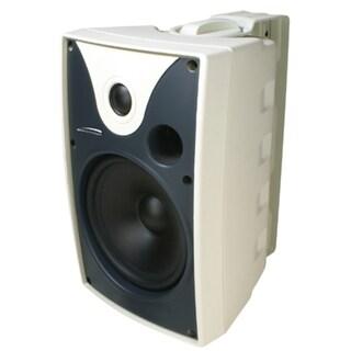 Speco SP5AWXTW 40 W RMS - 80 W PMPO Outdoor Speaker - 2-way - 2 Pack