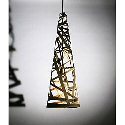 Fashion Modern Art Brass Finish Chandelier