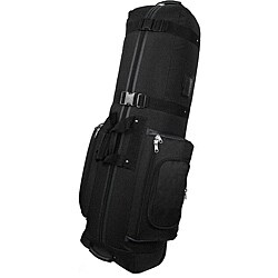 CaddyDaddy Constrictor II Black Durable Nylon Golf Travel Bag Cover