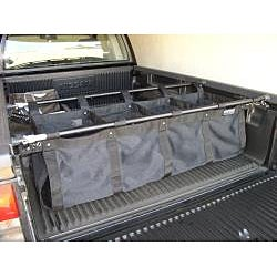 Loadhandler CargoCatch Mid-Size Truck Bed Organizer - Thumbnail 1