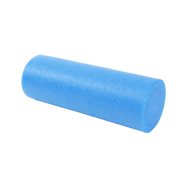 Densely Constructed CAP Barbell Blue 18-inch-wide Foam Roller