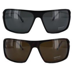 Tourneau Men's TS24 Plastic/ Metal Sunglasses