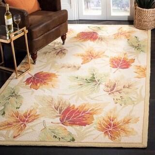 Safavieh Hand-hooked Chelsea Katlin Country Oriental Wool Rug