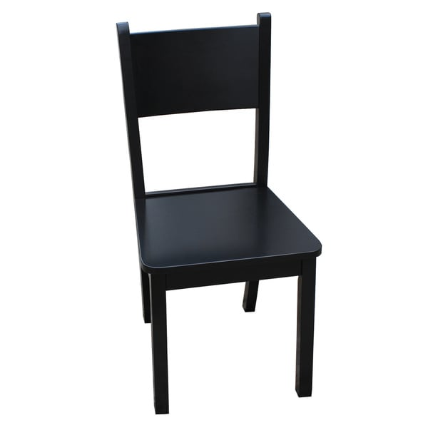 Metro Black Dining Chairs (Set of 2)
