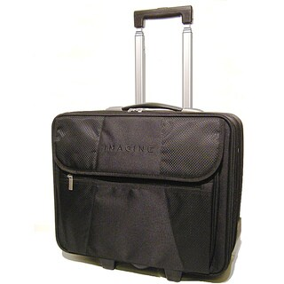 Imagine Eco-Friendly Overnight 17-inch Laptop Trolley Case