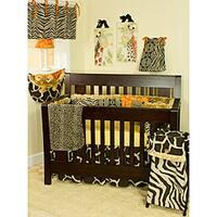 Cotton Tale Sumba 8-piece Crib Bedding Set