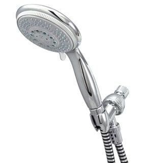 Kingston Brass Handheld 5-function Chrome Shower Head