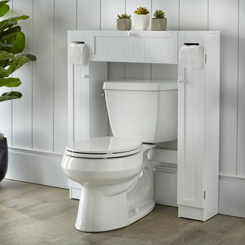 Simple Living Space Saver & Buy Bathroom Cabinets u0026 Storage Online at Overstock.com | Our Best ...