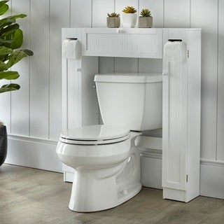 white bathroom cabinets. Simple Living Space Saver White Bathroom Cabinets U
