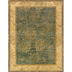 Evan Blue and Beige Transitional Area Rug (8'3 x 11'3)|https://ak1.ostkcdn.com/images/products/6650080/Evan-Blue-and-Beige-Transitional-Area-Rug-83-x-113-P14211859.jpg?impolicy=medium