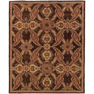 Evan Brown and Rust Transitional Area Rug (5' x 8'3)|https://ak1.ostkcdn.com/images/products/6650103/P14211877.jpg?impolicy=medium