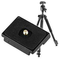 INSTEN Camera Quick Release Plate
