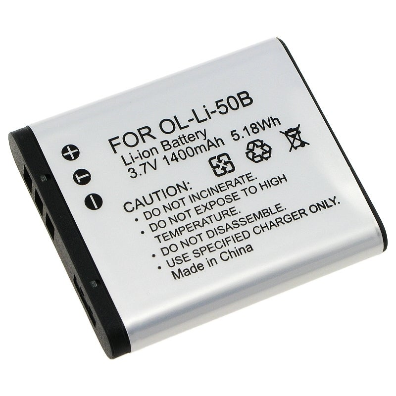 INSTEN Compatible Li-ion Battery for Olympus Li-50B