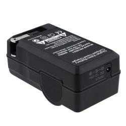 INSTEN Compact Battery Charger Set for Olympus/ Nikon/ Fuji/ Pentax