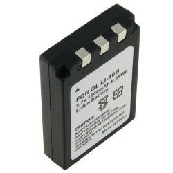 INSTEN Compatible Li-ion Battery for Olympus Li-10B/ Li-12B/ DB-L10 - Thumbnail 2