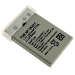 INSTEN Compatible Li-ion Battery for Nikon EN-EL5/ CP1