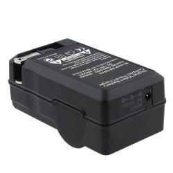 INSTEN Compact Battery Charger Set for Nikon EN-EL1/ NP-800 - Thumbnail 2