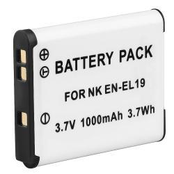 INSTEN Compatible Li-ion Battery for Nikon EN-EL19 - Thumbnail 1