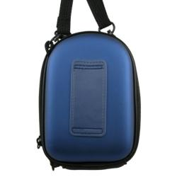 BasAcc Dark-blue Eva Universal Digital Camera Case with Belt Loop