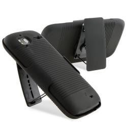 Holster/ Screen Protector/ Chargers for HTC Sensation 4G - Thumbnail 1