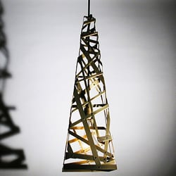 Fashion Hand Made Antiqued Brass Pendant Chandelier