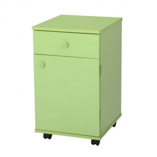Arrow 'Suzi' Green Crafts & Sewing Machine Table Four Drawer Furniture Storage Cabinet