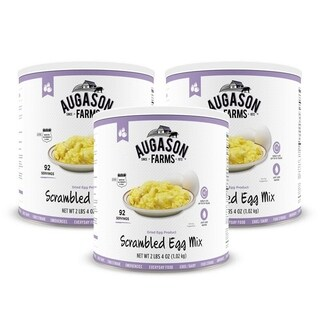 Augason Farms Scrambled Egg Mix 36 oz. No. 10 Can
