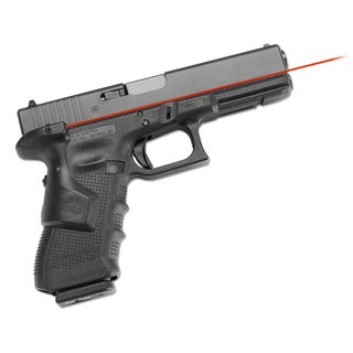 Crimson Trace Lasergrip for Glock Fourth Generation Full Size Pistols