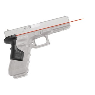 Crimson Trace Lasergrip for Glock Fourth Generation Full Size Pistols