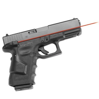 Crimson Trace Lasergrip for Glock Fourth Generation Compact Pistols