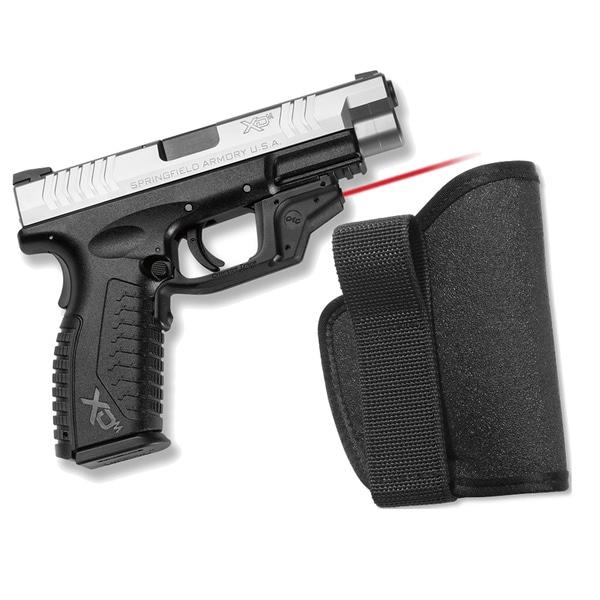Crimson Trace Laserguard/ Holster for Springfield XD/ XDM Pistols
