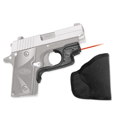 Crimson Trace Laserguard and Holster for Sig P238 Pistols