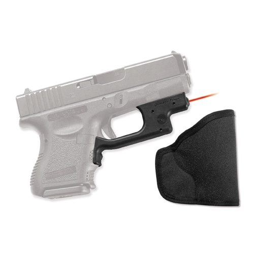 Crimson Trace Laserguard/ Holster for Compact/ Sub-compact Glock Pistols