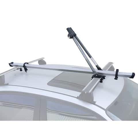 "SpareHand ""Linear VR-835"" Roof Mount Bike Carrier w/ Aluminum Rail"