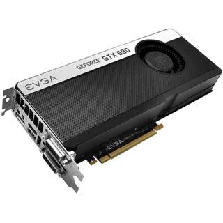 EVGA GeForce GTX 680 Graphic Card - 1.08 GHz Core - 2 GB GDDR5 - PCI