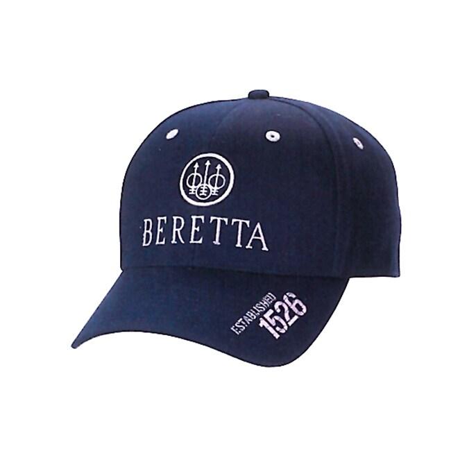 Beretta Classic Trident Blue Cap