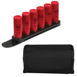 Tuff Products Shotgun QuickStrip with Pouch (Pack of 2)