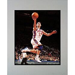 New York Knicks Jeremy Lin Matted Photo 2