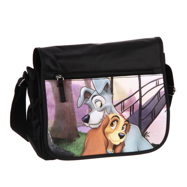 Disney Lady and The Tramp Kids Messenger Bag