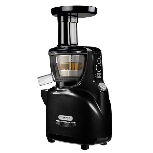 Kuvings Nje 3580u Masticating Slow Juicer : Kuvings NS-900 Black Pearl Masticating Silent Slow Juicer - Free Shipping Today - Overstock.com ...