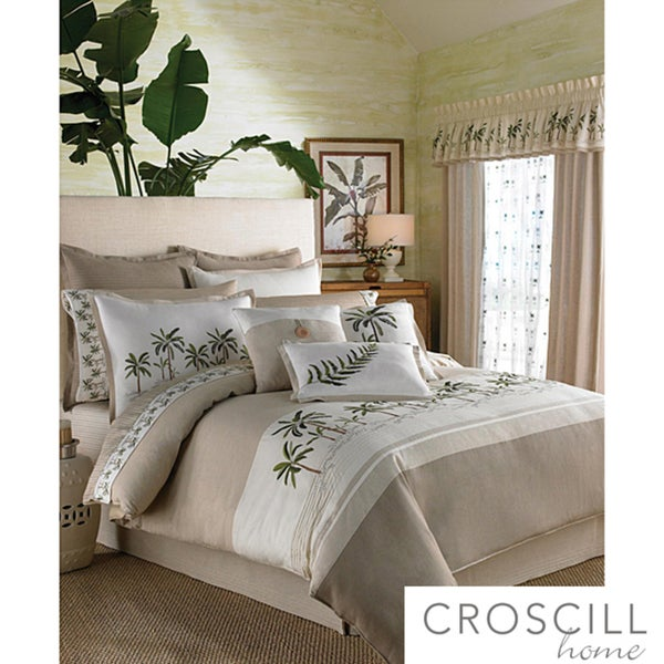 Croscill Fiji Queen-size 4-piece Comforter Set