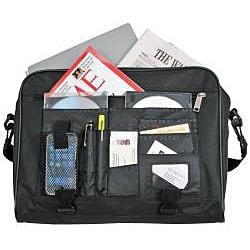 Geoffrey Beene Cargo Style Messenger Bag