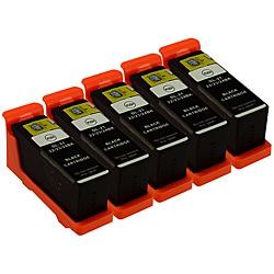 Sophia Global Dell 21 Compatible Black Ink Cartridges (Pack of 5)